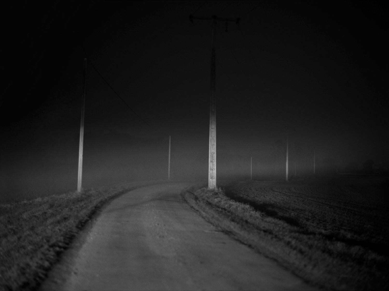 Cédric Sartore : The night road 1
