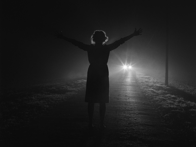 Cédric Sartore : The night road 2