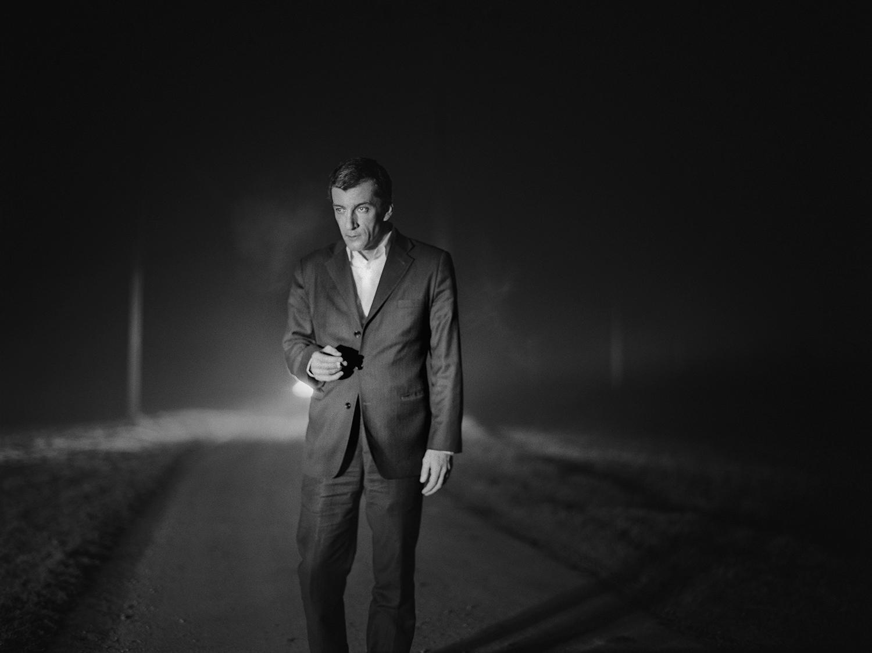 Cédric Sartore : The night road 5