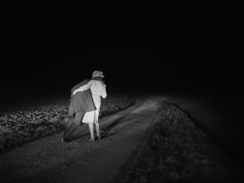 Cédric Sartore : The night road 7