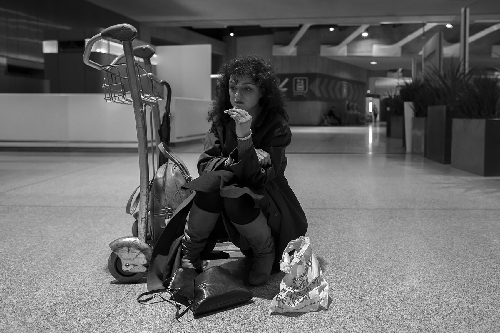 Cédric Sartore : Terminal 13
