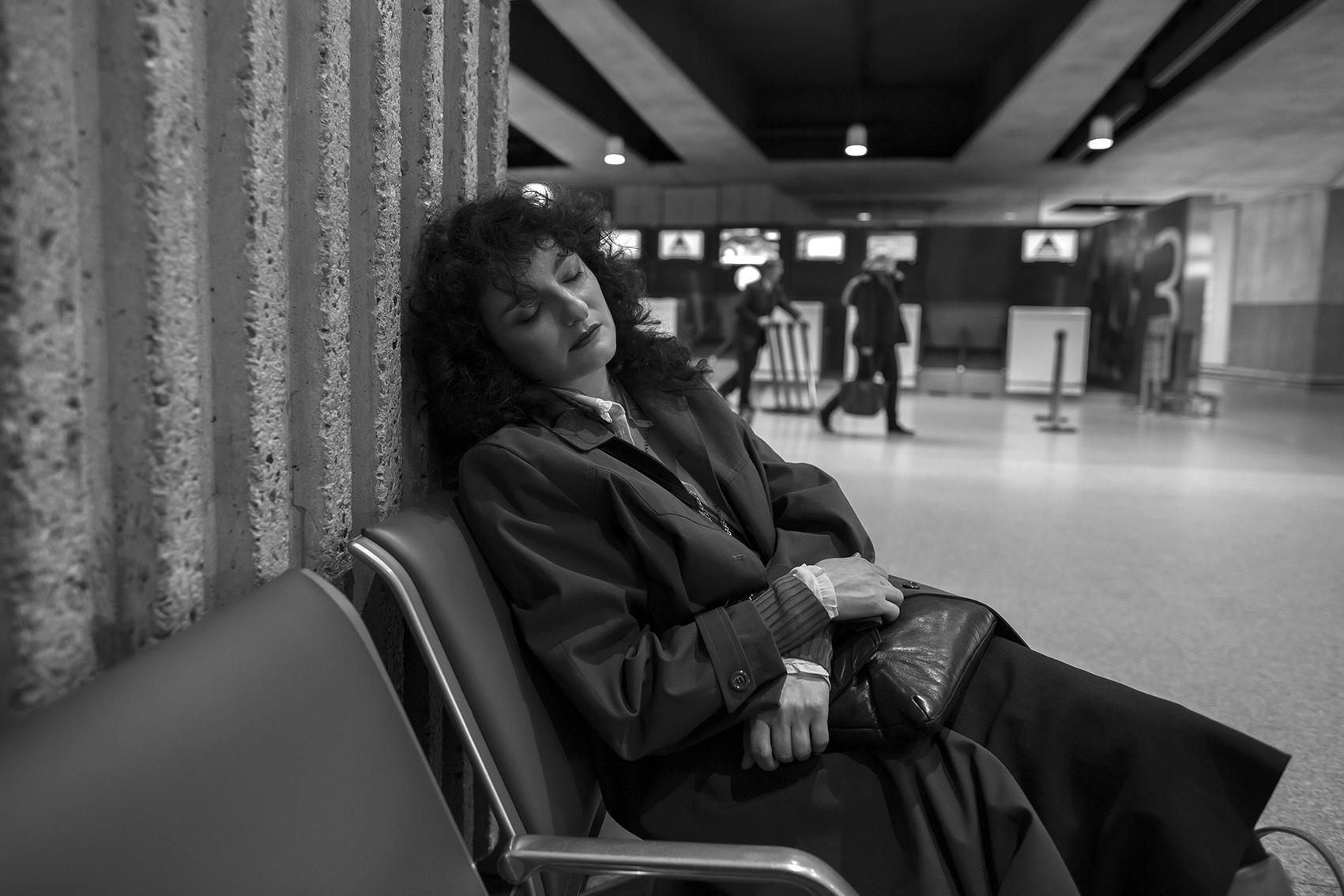 Cédric Sartore : Terminal 14