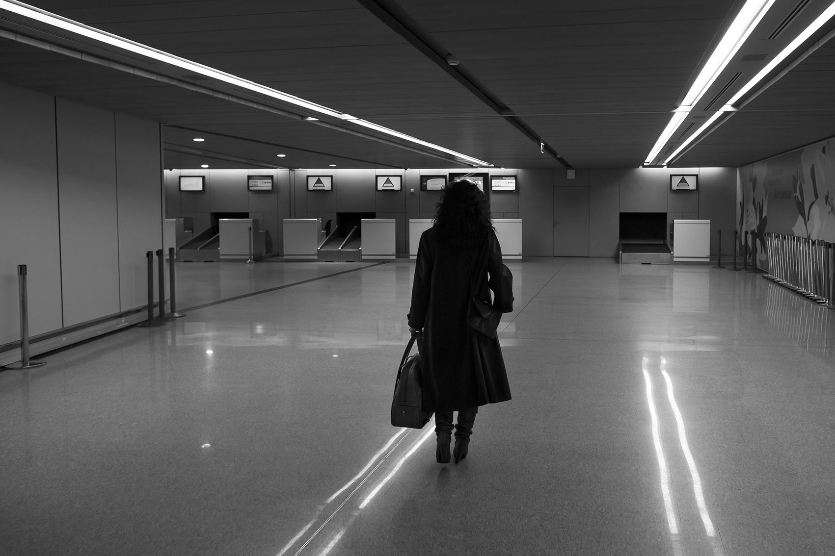 Cédric Sartore : Terminal 6