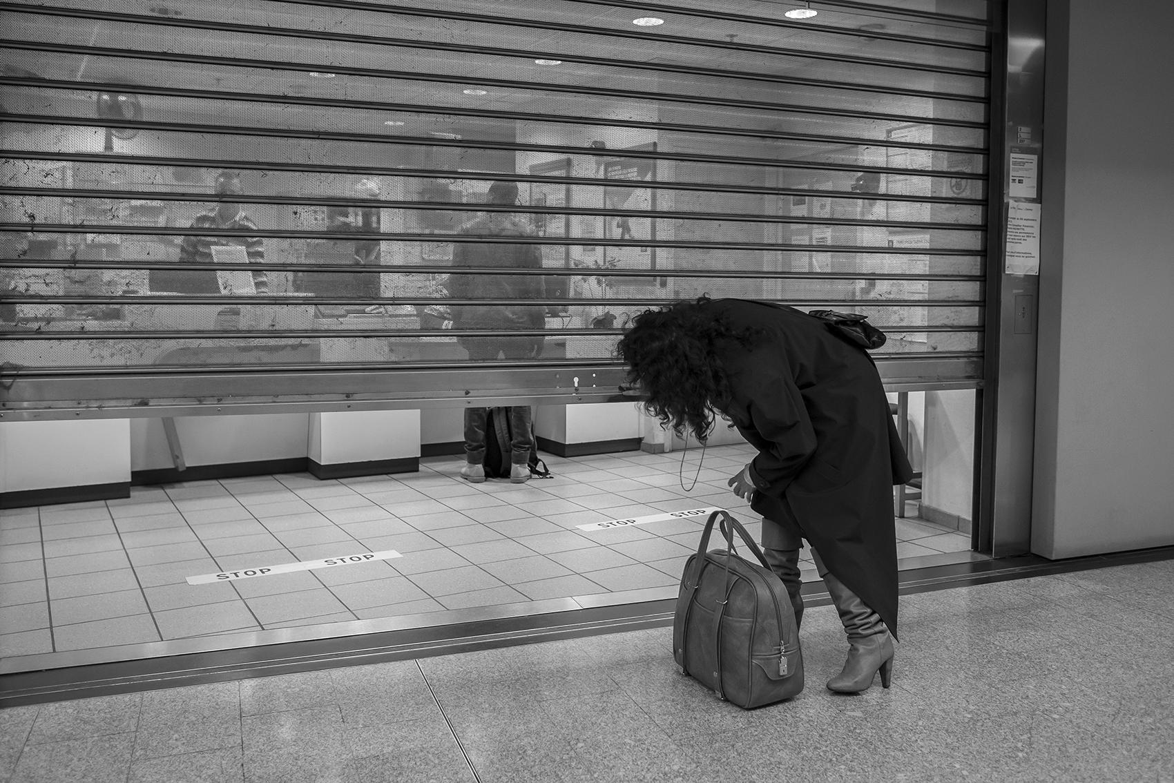 Cédric Sartore : Terminal 9
